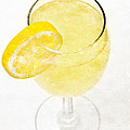 Glass Of Lemonade by Andee Design