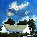 Glory Barn by Charlie Spear