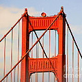 Golden Gate Bridge - Nothing Equals Its Majesty by Christine Till