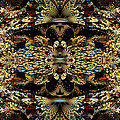 Golden Split Crop by Peggi Wolfe