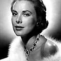 Grace Kelly, 1955 by Everett