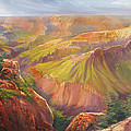Grand Canyon by Robert Carver