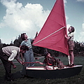 Grass Boat by A. E. French/Archive Photos
