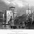 GREECE: NEGROPONT, 1833 Print by Granger