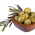 Green Olives by Jane Rix