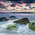 Green Stones by Evgeni Dinev