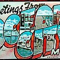 Greetings From Oc by Skip Willits