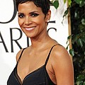 Halle Berry At Arrivals For The by Everett