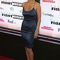 Halle Berry Wearing A Rachel Roy Dress by Everett