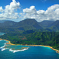 Hanalei Bay 2 by Ken Smith