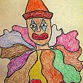 Happy Clown by Robyn Louisell