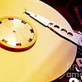 Hard Disk Detail by Fabrizio Troiani