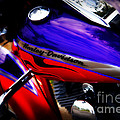 Harley Addiction by Susanne Van Hulst