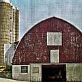 Harvest Barn by Kathy Jennings