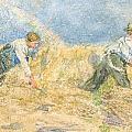 Harvester by LP Smythe