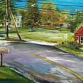 Hawk Hill by Scott Nelson
