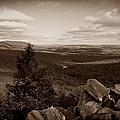 Hawk Mountain Sanctuary S by David Dehner