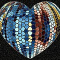 Heartline 4 by Will Borden