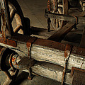 Heavy Hauler - Vintage Wagon by Steven Milner