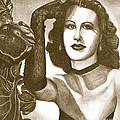 Heddy Lamar by Debbie DeWitt
