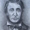 Henry David Thoreau by Jack Skinner