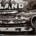Hi-Land  -BW Print by Christopher Holmes