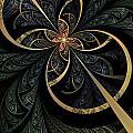 Hidden Depths Print by John Edwards