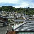 Hillside Village In Japan by Daniel Hagerman