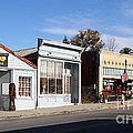 Historic Niles District In California Near Fremont . Main Street . Niles Boulevard . 7d10676 by Wingsdomain Art and Photography