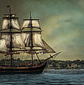 Hms Bounty by Robin-lee Vieira