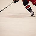 Hockey Stride by Karol Livote