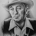 Hollywood Greats -robert Mitchum by Andrew Read