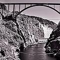 Hoover Dam Bridge by Andre Salvador
