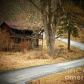 House On A Curve by Joyce Kimble Smith