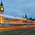Houses Of Parliament by Ray Wise