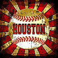 Houston by David G Paul