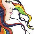 I Am My Own Rainbow by Nora Blansett