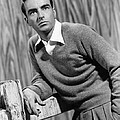 I Confess, Montgomery Clift, 1953 by Everett