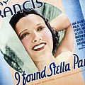 I Found Stella Parish, Kay Francis, 1935 by Everett
