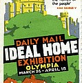 Ideal Home Exhibition Stamp, 1920 by Cci Archives