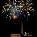 Independence Day In Dc by David Hahn