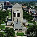 Indiana World And War Memorial by Rob Banayote