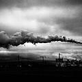 Industrial Eruption by Ilker Goksen