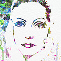 Ingrid Bergman  by Naxart Studio