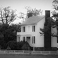 Isbell House Appomattox Virginia by Teresa Mucha