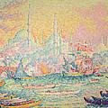 Istanbul by Paul Signac