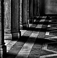 Italian Columns In Venice by McDonald P. Mirabile
