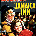 Jamaica Inn, Charles Laughton, Maureen by Everett
