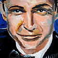 James Bond  by Jon Baldwin  Art