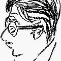 James Grover Thurber by Granger